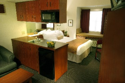 Suite One Queen W/ Microwave & Fridge 6 of 12