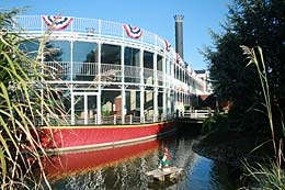 Welcome Aboard The Fulton Steamboat Inn 2 of 11