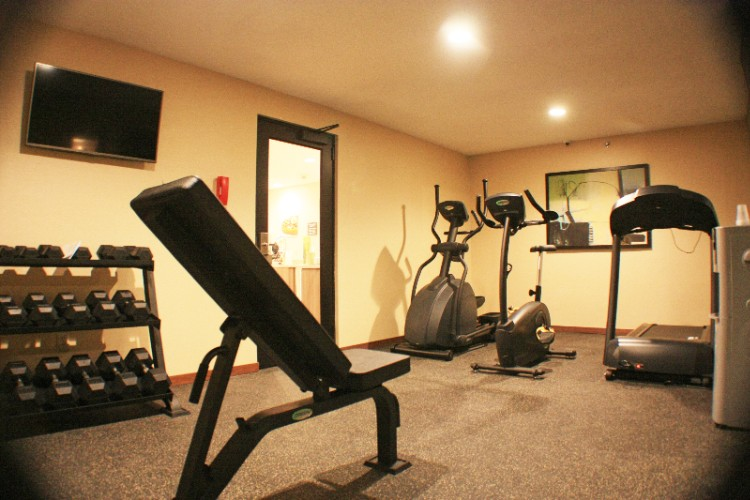 Fitness Center With Free Weights 9 of 9