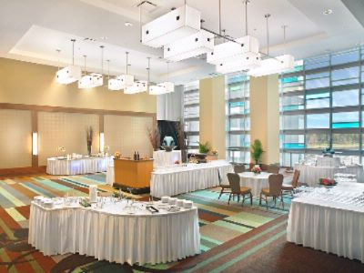 Coast Coal Harbour Hotel -Ballroom 11 of 13