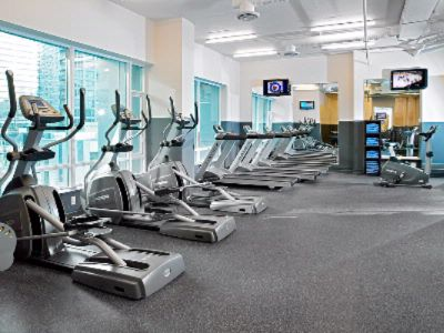 Coast Coal Harbour Hotel Gym 9 of 13