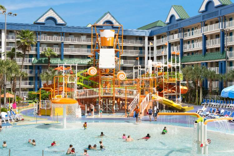 Holiday Inn Resort Orlando Suites Waterpark 1 of 14