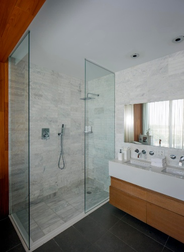Bathroom With Luxurious Shower 7 of 12