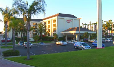 Hampton Inn San Diego Kearny Mesa 1 of 8
