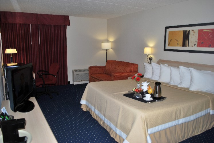 Business King Guest Room 7 of 14