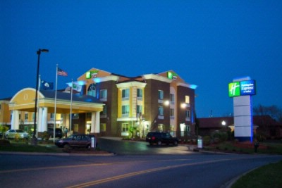 Welcome To The Holiday Inn Express & Suites Anderson & Clemson S.c. Area 3 of 13