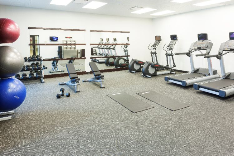 24 Hour Fitness Center 19 of 25