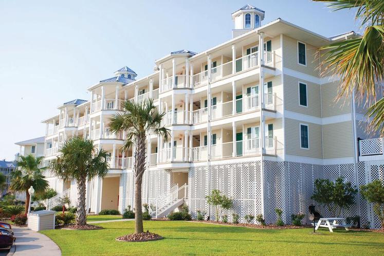 Holiday Inn Club Vacations Galveston Seaside Resort 19320 Termini San Luis P Rd Tx 77554