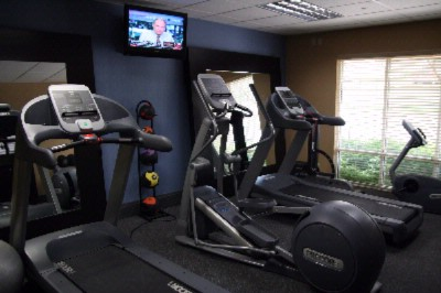 Onsite Fitness Center With Free Weights 9 of 9