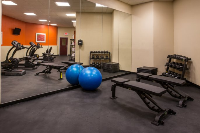 Free Weights Fitness Center 13 of 26