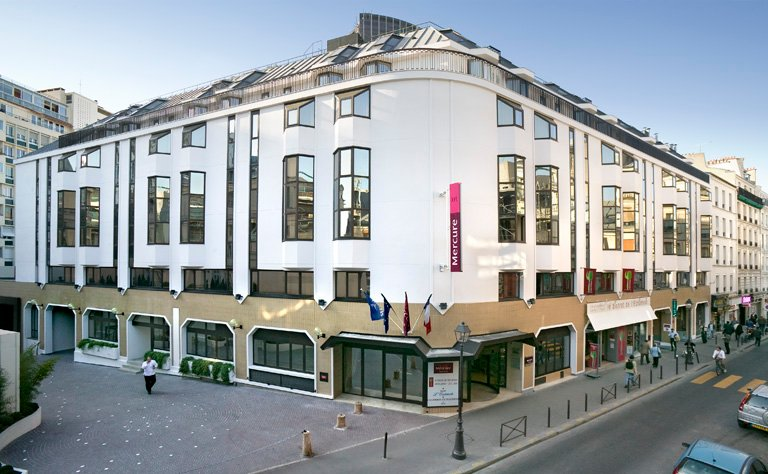 Mercure Paris Gare Montparnasse 1 of 7