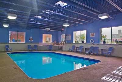 Indoor Pool And Fitness Facility 4 of 7