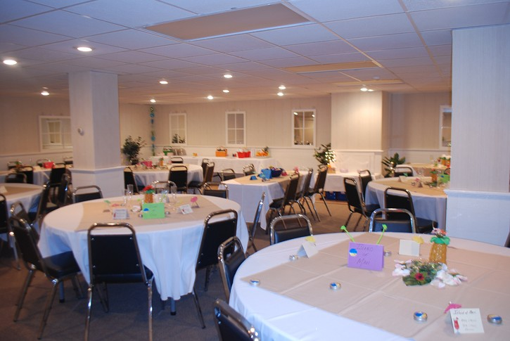 Function Room Located In Basement 9 of 9