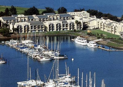 Image of Doubletree by Hilton Berkeley Marina