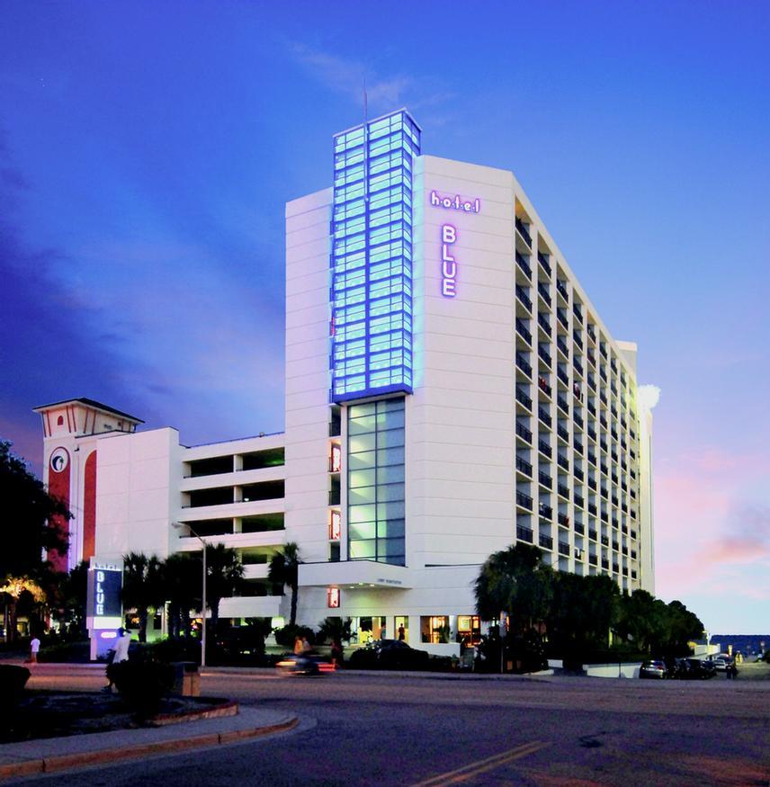 Hotel Blue 705 South Ocean Blvd Myrtle Beach Sc 29577