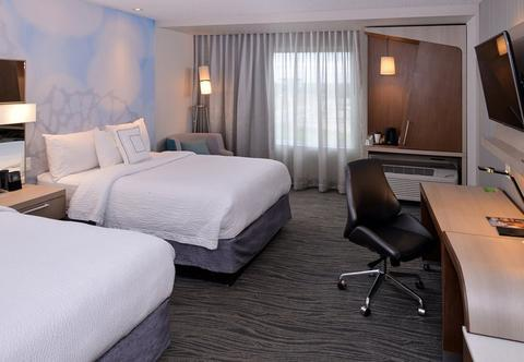 Our Rooms Are Newly Renovated According To All Marriott Brand Standards Which Make Your Stay So Comfortable & Memorable! 18 of 23