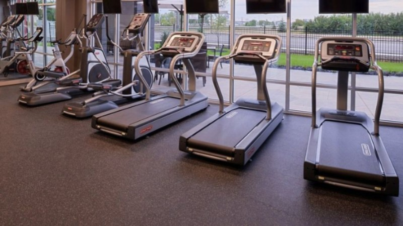 There Are No Excuses Not To Work Out In Our Hotel Since Our Gym Is Open 24 Hours! 7 of 23