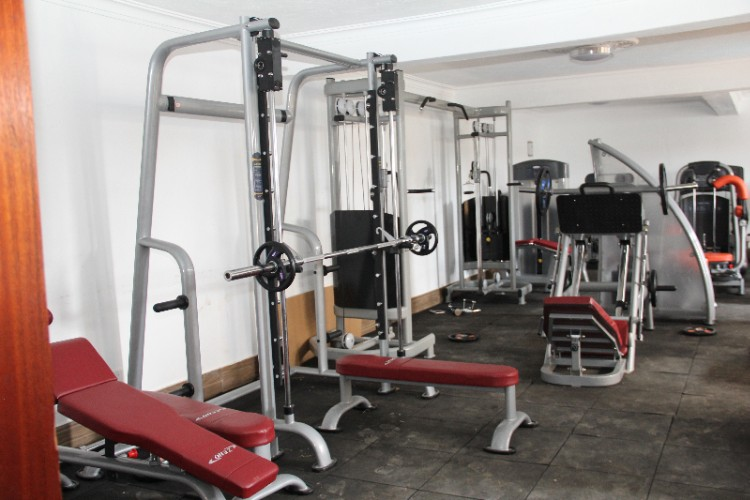 Onsite Gym At Lexington Hotel 7 of 10