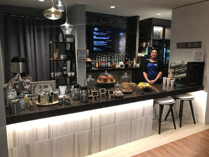 Hotel Coffee Bar 5 of 15