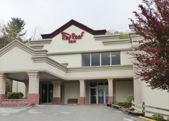 Map Location Of Red Roof Inn Williamsport Pa