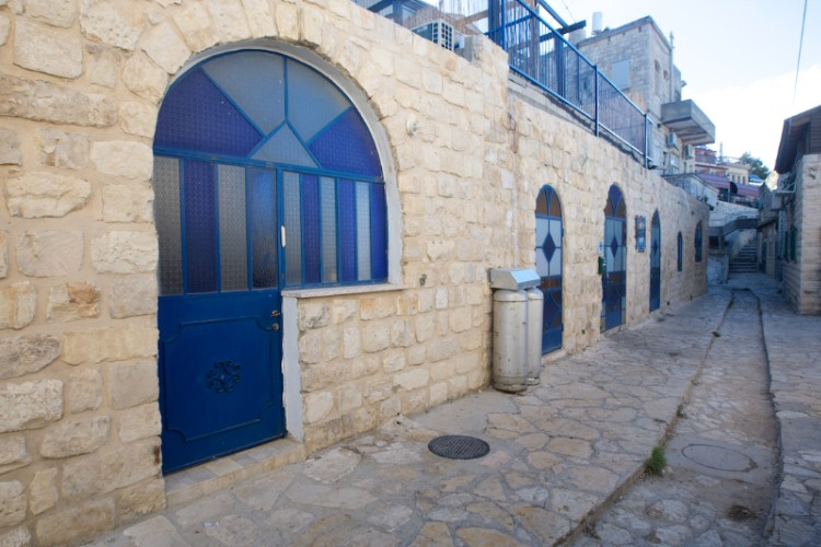 Explore The Ancient Stone Street In Old City Tzfat 14 of 31