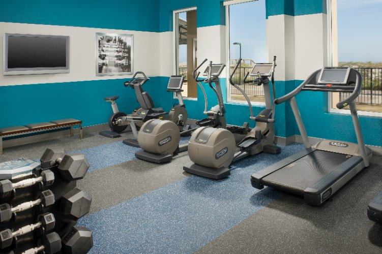 Hotel Fitness Room 8 of 12