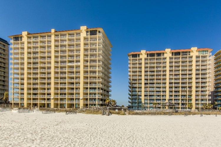 Summerhouse On Romar Beach 3 Bedroom Iniums Orange Al 25020 Perdido 36561