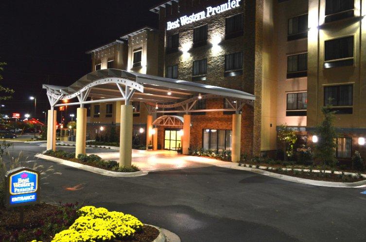 BW Premier University Inn 132 Plaza Dr. Hattiesburg MS 39402