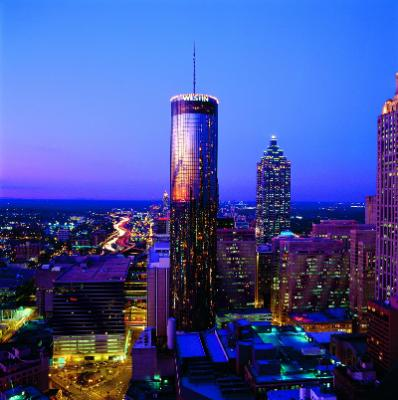 Image of The Westin Peachtree Plaza