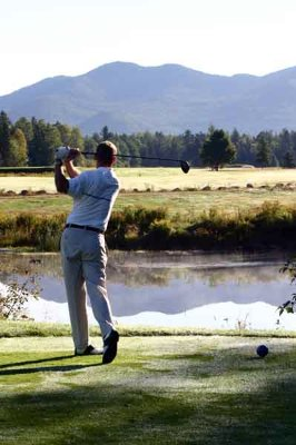 Lake Placid Club Links Course 9 of 11