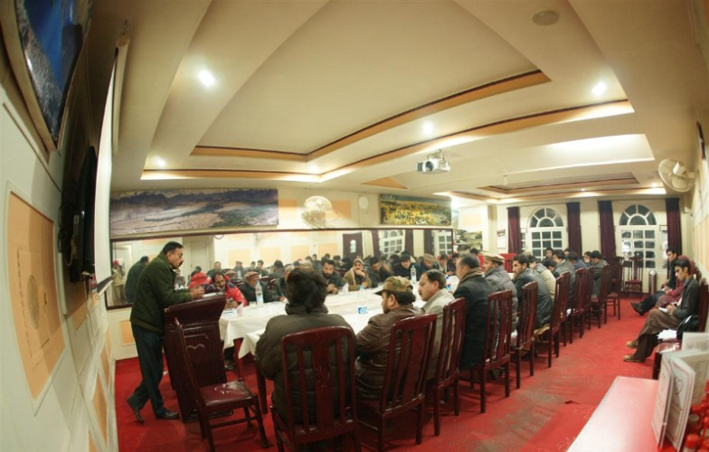 Workshop Meeting Hall Skardu Hotel Dewanekhas 11 of 27