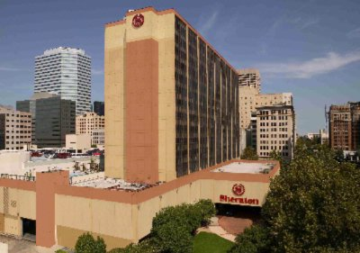 Sheraton Oklahoma City Downtown Hotel 1 of 3