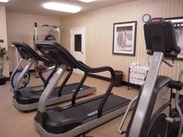 Our 24-Hour Fitness Center Connects To Our Guest Laundry Room! 26 of 27