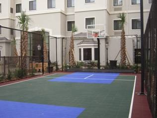 On Site Sports Court For Basketball Or Tennis 9 of 27