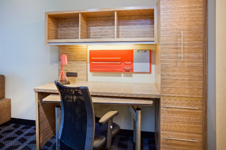 Home Office Space In Suite 16 of 16