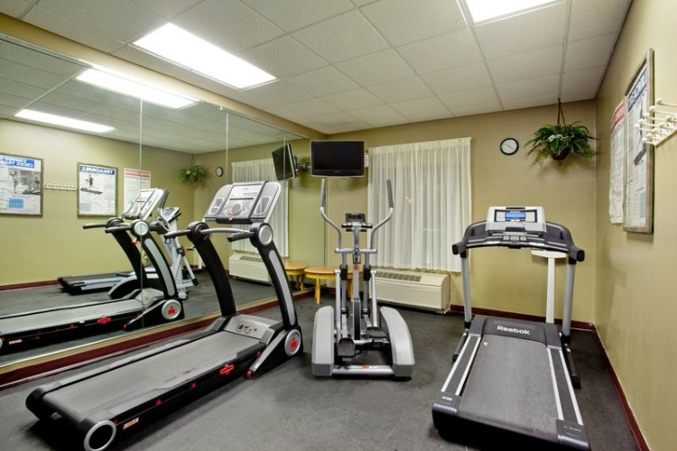 Our Well Equipped Fitness Room Is Included In Your Room Rate 3 of 9