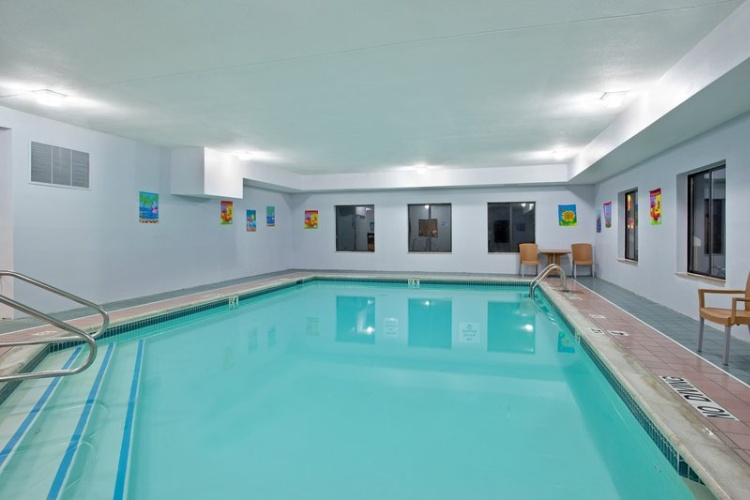The Indoor Heated Pool Is Refreshing Any Time Of The Year. 4 of 9