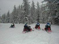 Miles And Miles And Miles Of Snowmobile And Cross Country Skiing Trails! 8 of 12