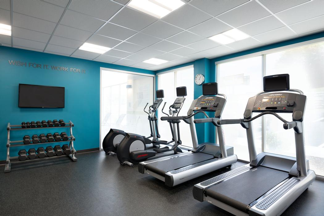 State Of The Art Fitness Facility 10 of 12