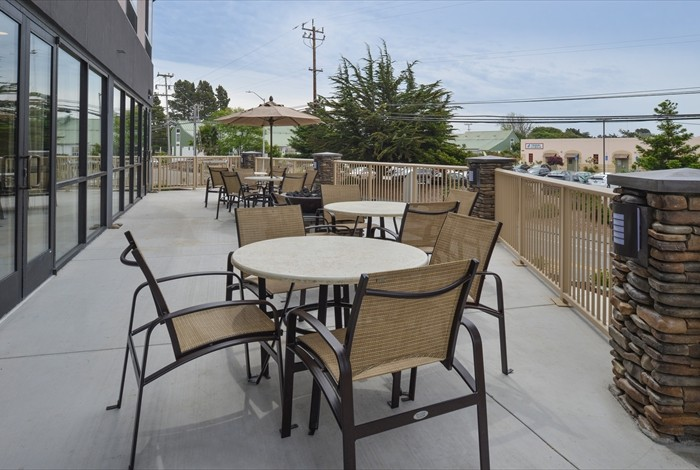 Our Guest Patio Featuring Fantastic Views And A Fire Pit -Perfect For Morning Coffee Or An Evening Glass Of Wine 16 of 16