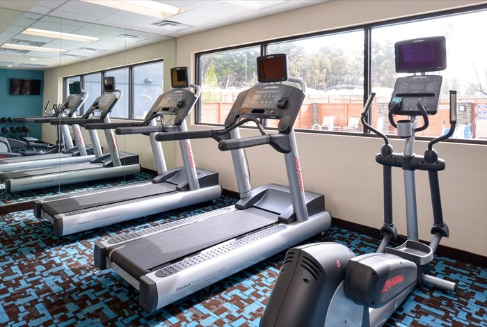 Well-Appointed Fitness Center On Site And Open Daily 8 of 16