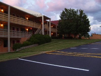 Exterior View Of Quality Inn Corinth Mississippi 3 of 9