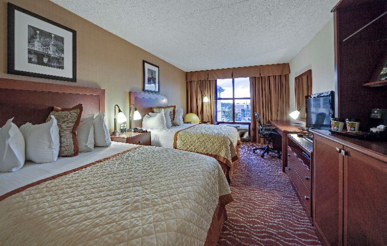 Spacious Guestrooms 6 of 14
