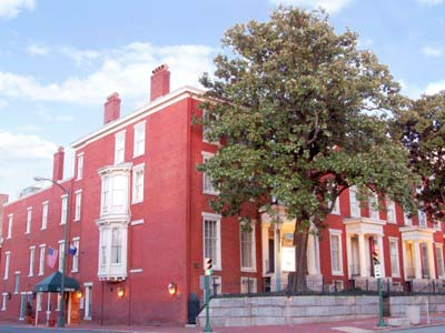 Image of Linden Row Inn