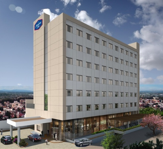 Hampton Inn by Hilton Irapuato 1 of 9