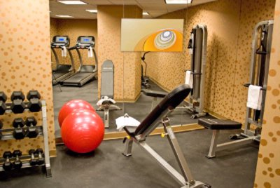 Complimentary Fitness Room 7 of 16