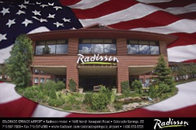 Radisson Hotel Colorado Springs Airport 1 of 10