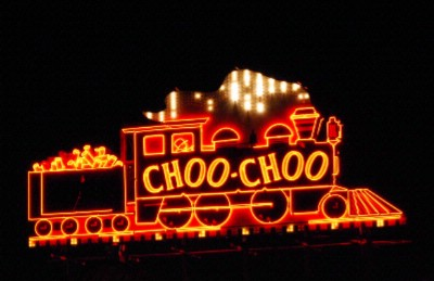Image of Chattanooga Choo Choo