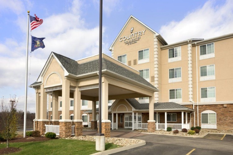 Country Inn Suites By Carlson Washington At Mead 245 Meadowlands Blvd Pa 15301