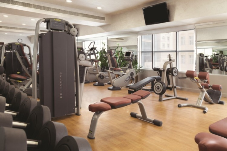 Wyndham Grand Regency Doha Fitness Centre 18 of 19